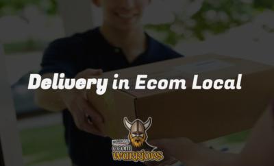التوصيل Delivery آو Livraison العامل الحاسم الي غادي يحدد نجاحك او فشلك فمجال التجارة الالكترونية