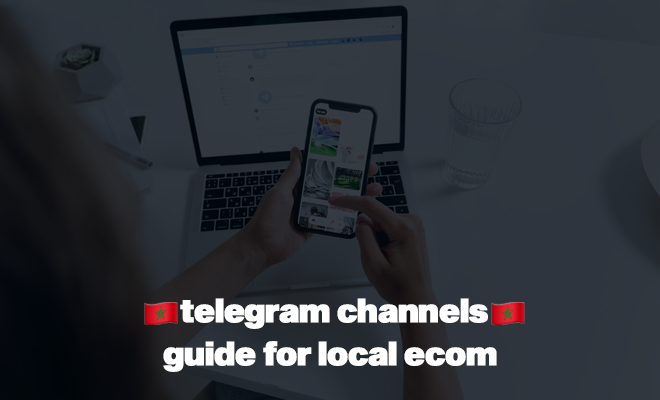 أسرار التعامل مع قنوات Telegram للشراء بالجملة